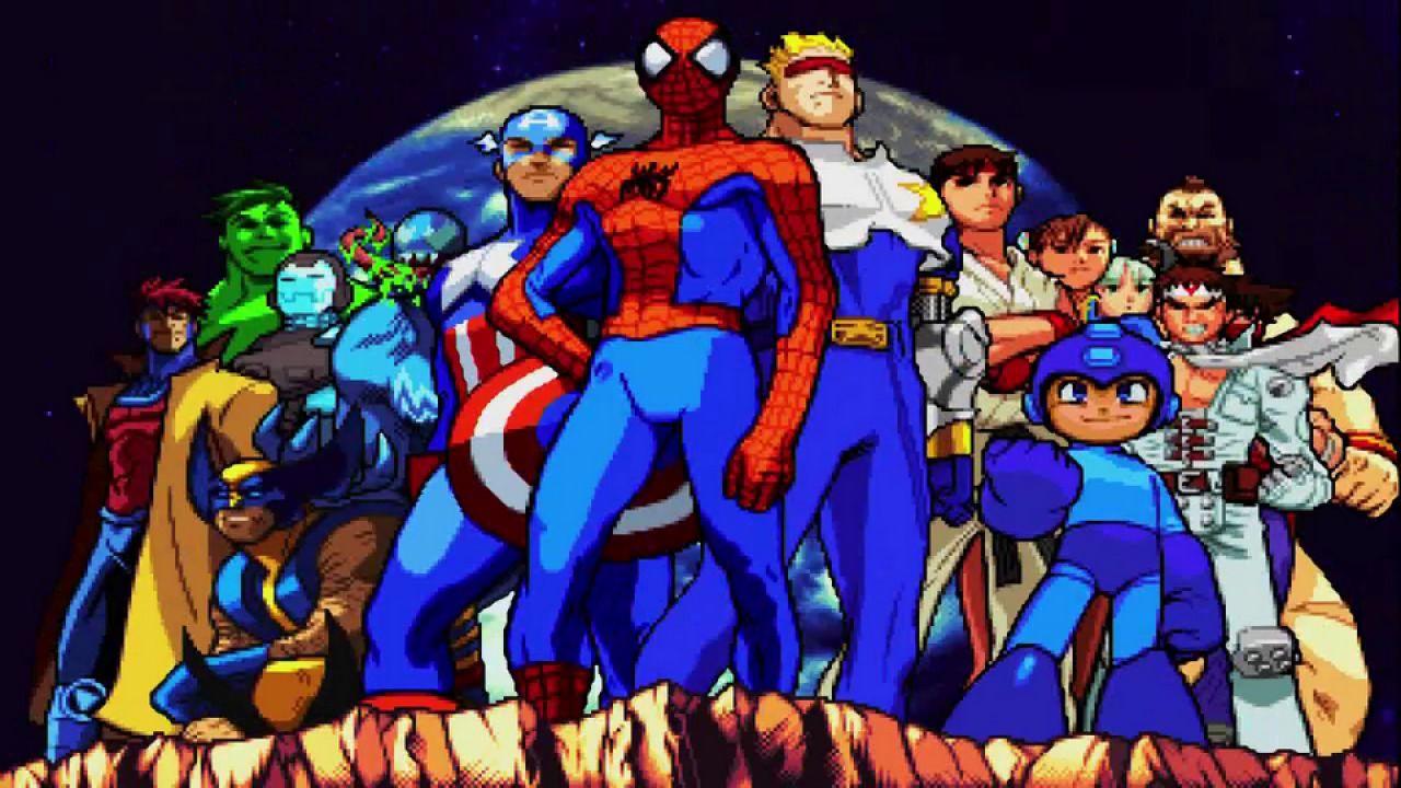 recensione Marvel vs Capcom Origins