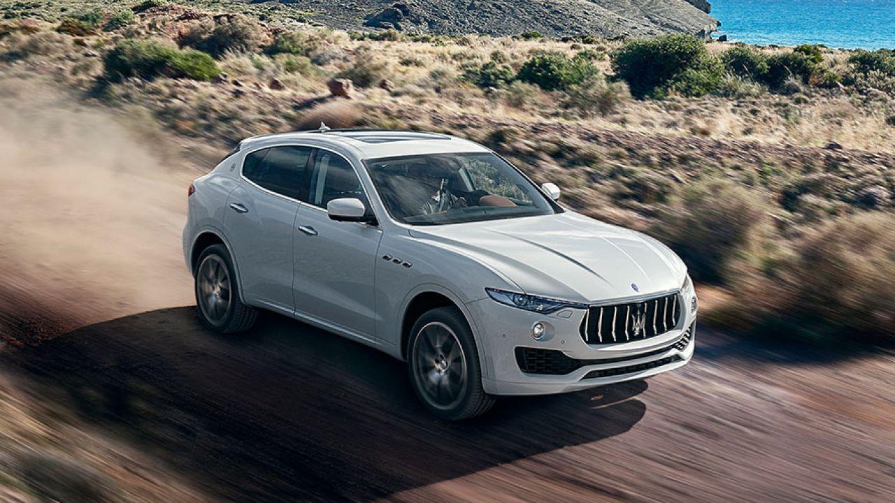 Maserati Levante: il SUV di lusso Made in Italy