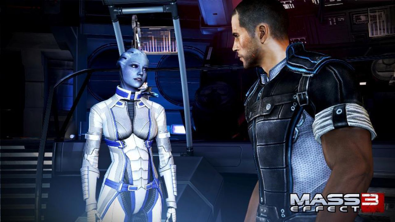 hands on Mass Effect 3