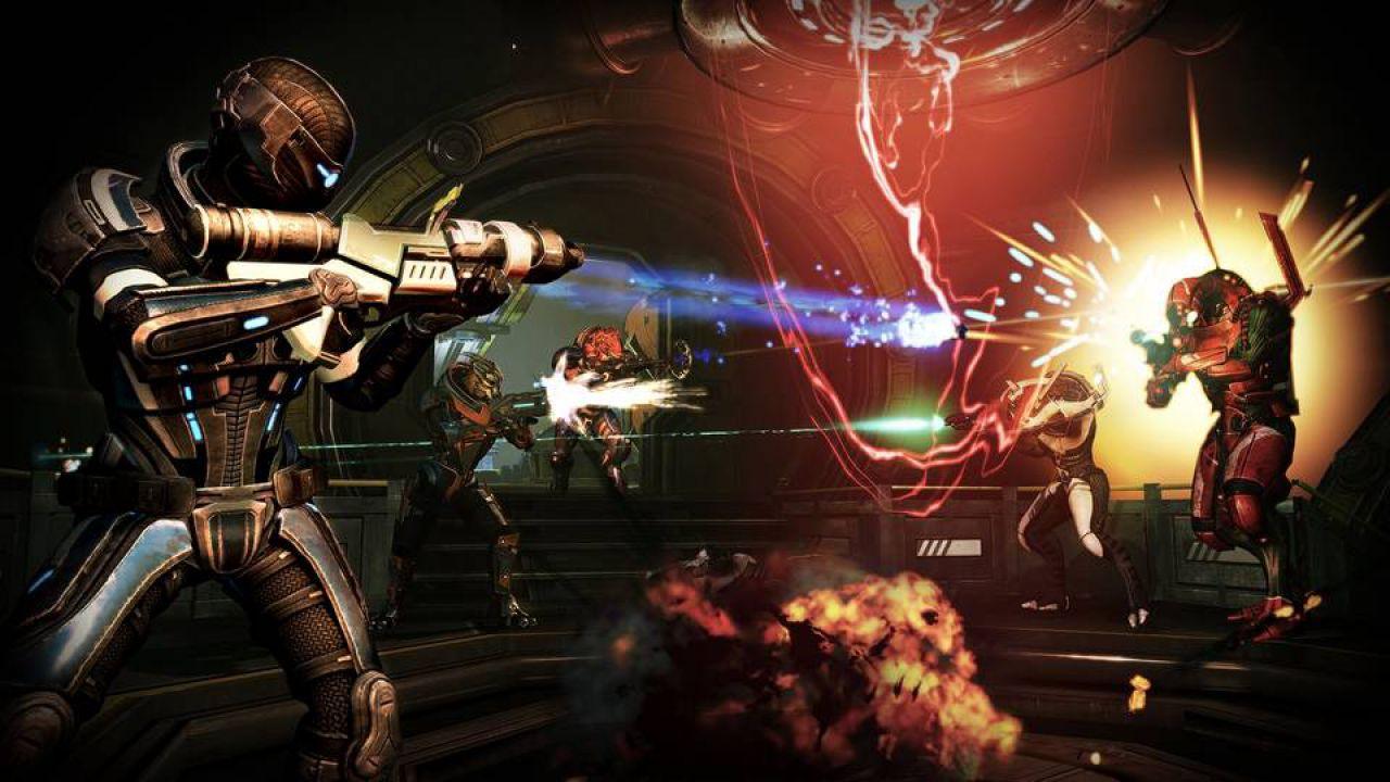 hands on Mass Effect 3