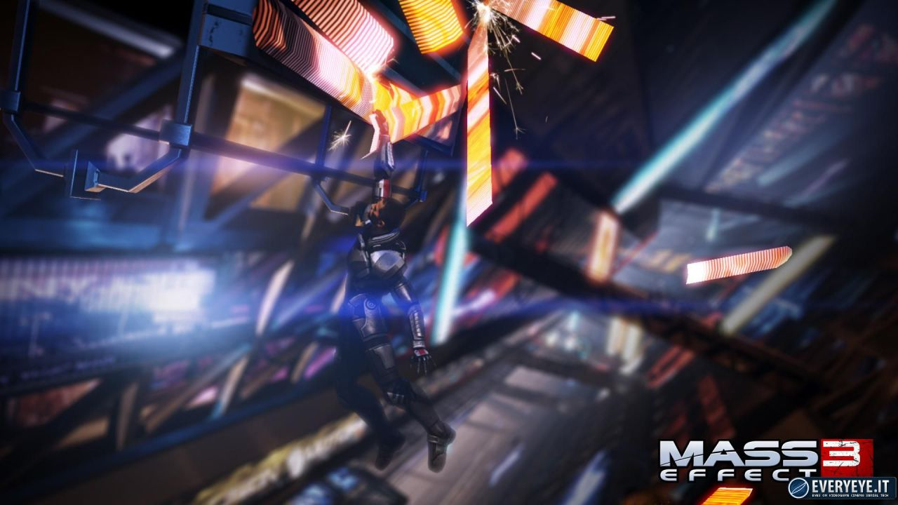 hands on Mass Effect 3: Special Edition
