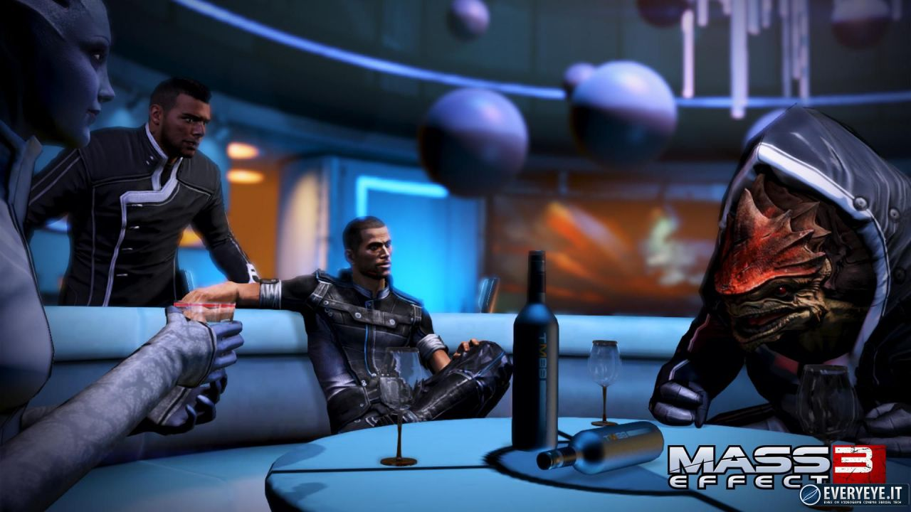 hands on Mass Effect 3 Special Edition