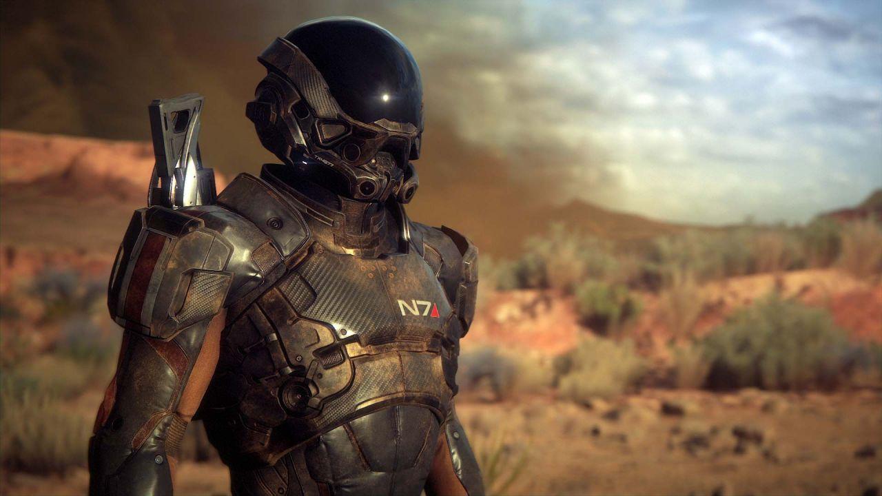 anteprima Mass Effect Andromeda