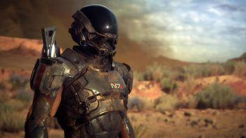 Mass Effect Andromeda - Tech Demo PlayStation Meeting 2016
