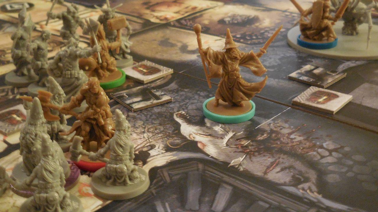 Massive darkness recensione un dungeon crawler da tavolo - Dungeon gioco da tavolo ...