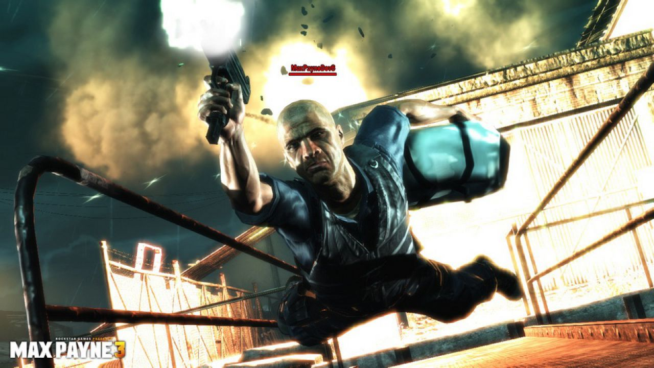 first look Max Payne 3