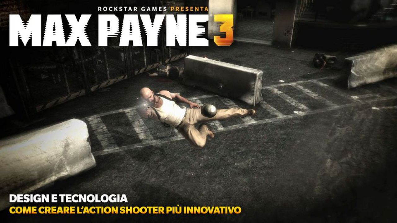 hands on Max Payne 3