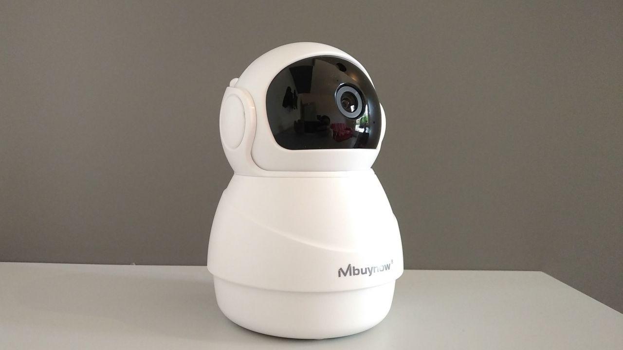 Mbuynow IP Camera Recensione: camera a 360° comandabile da smartphone a 39,99€