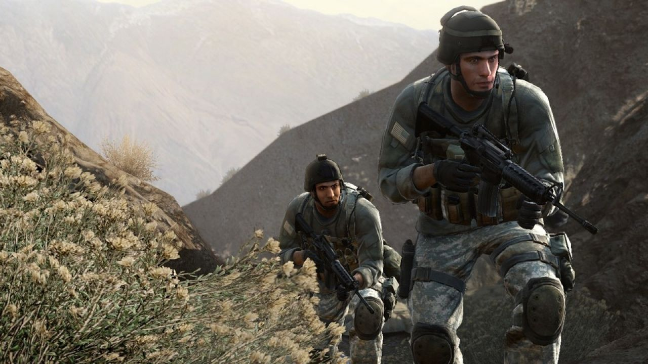 hands on Medal of Honor