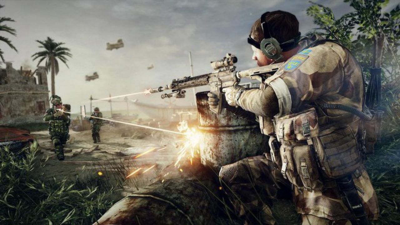 anteprima Medal of Honor: Warfighter