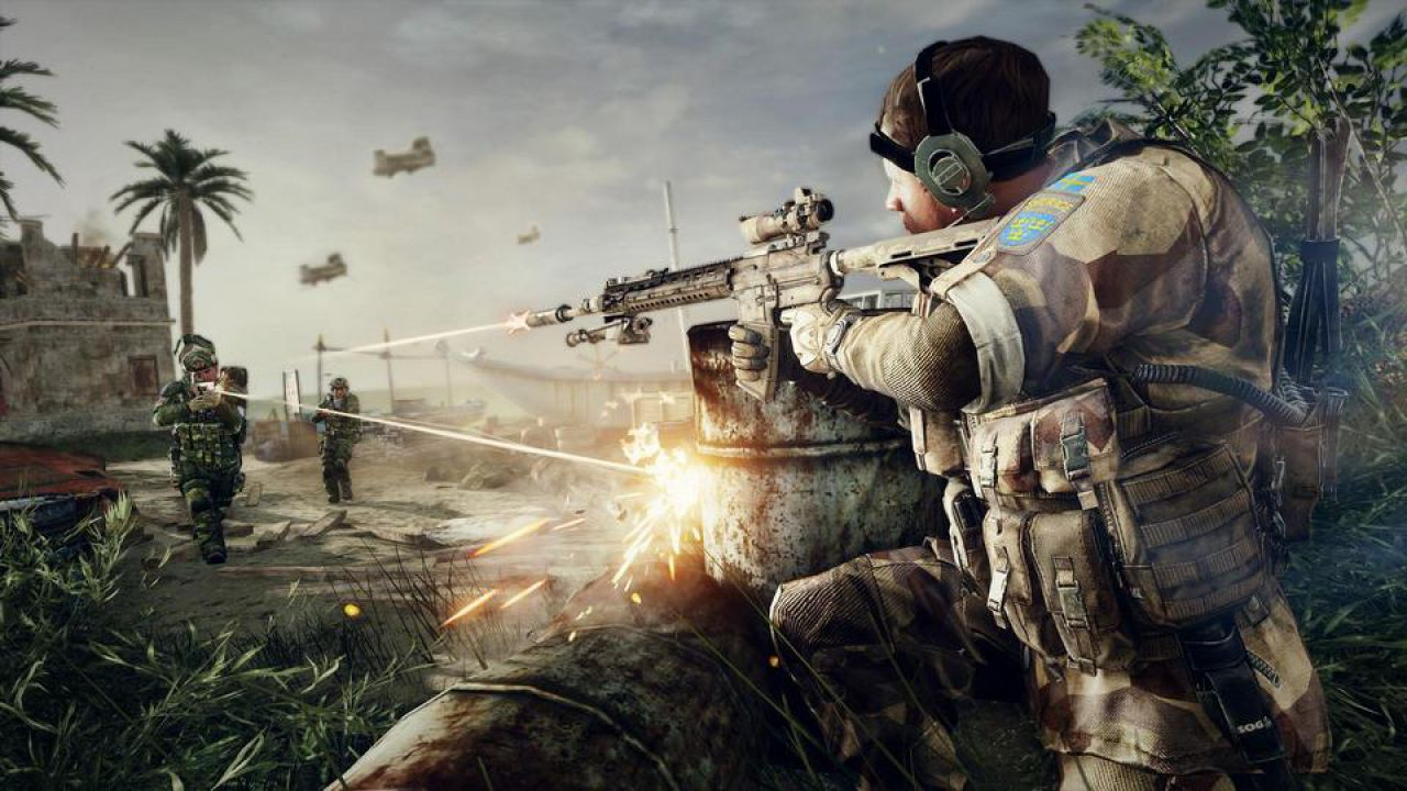 hands on Medal of Honor: Warfighter