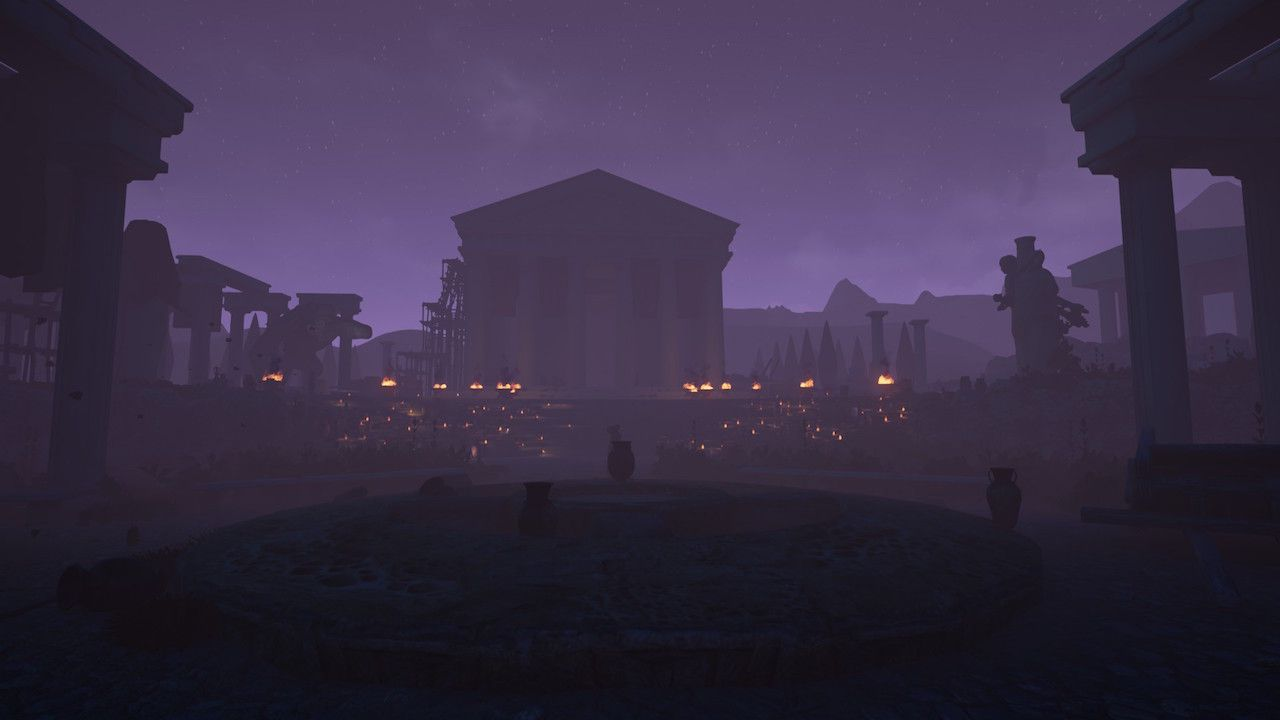 recensione Medusa's Labyrinth