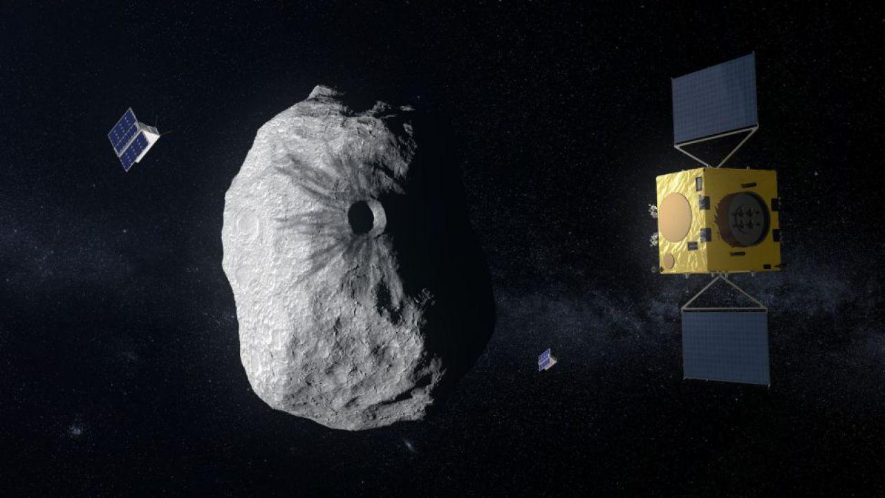 speciale Meglio far esplodere un asteroide o deviarlo per difendere la Terra?