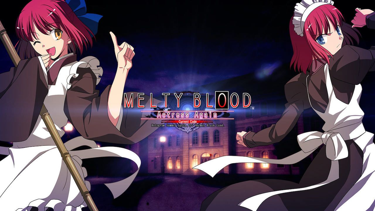 recensione Melty Blood Actress Again Current Code