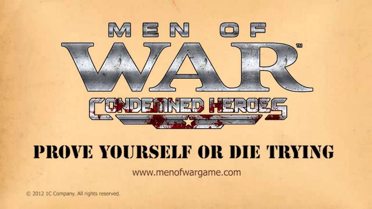 recensione Men of War: Condemned Heroes