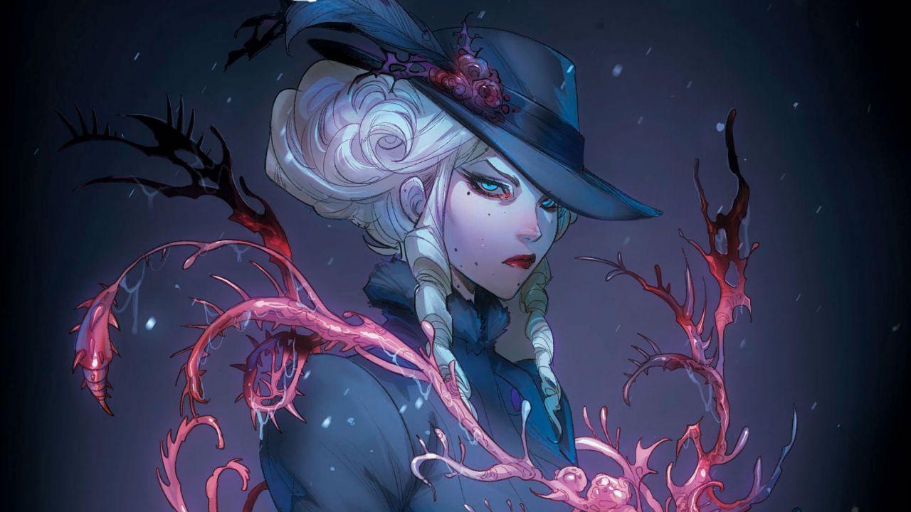 first look Mercy: atmosfere horror-western per il nuovo fumetto di Mirka Andolfo