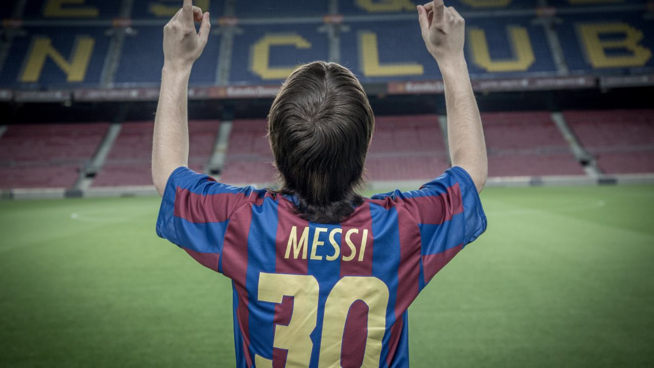 recensione Messi