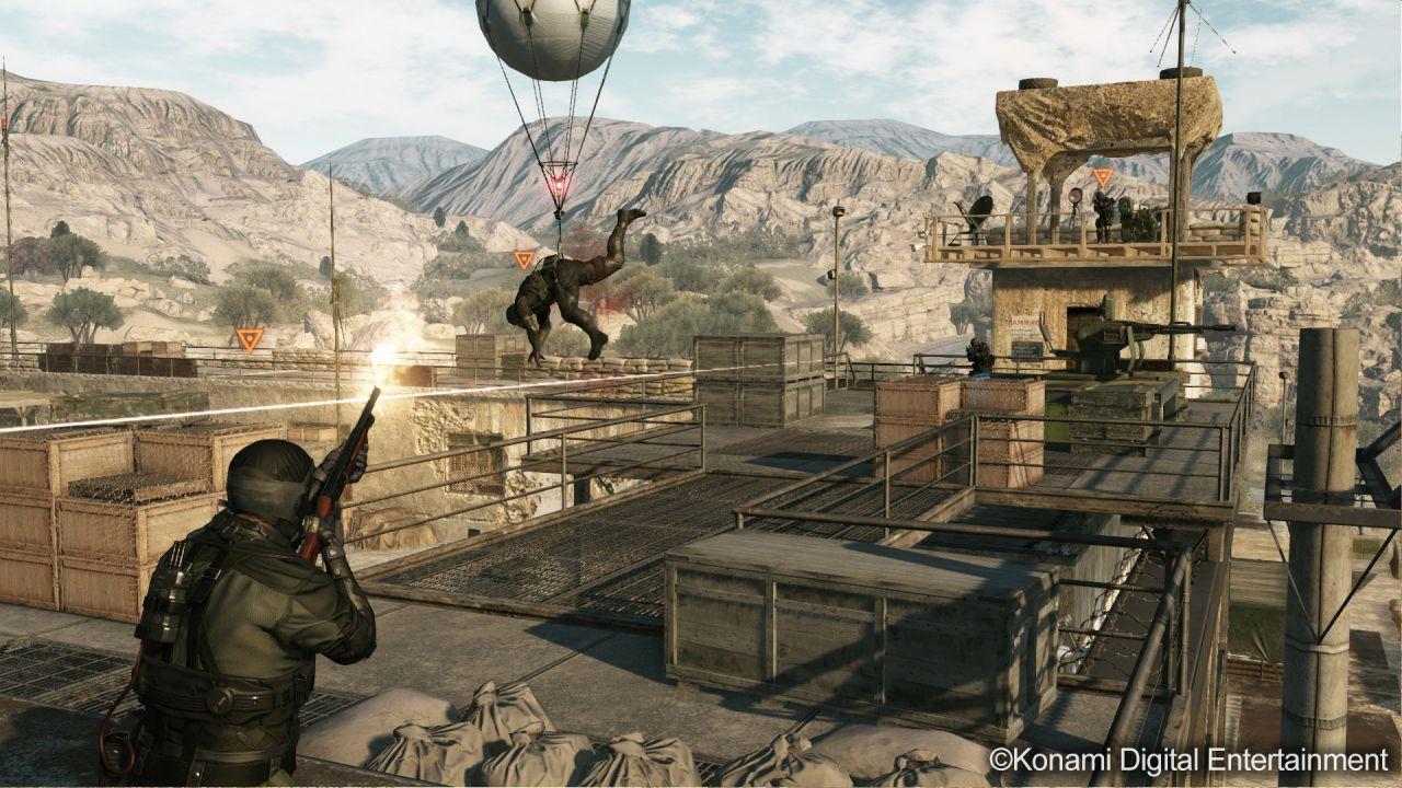 speciale Metal Gear Online - Prime impressioni