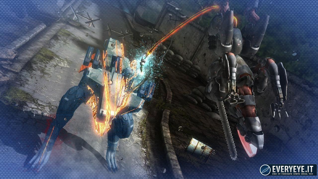 anteprima Metal Gear Rising: Revengeance
