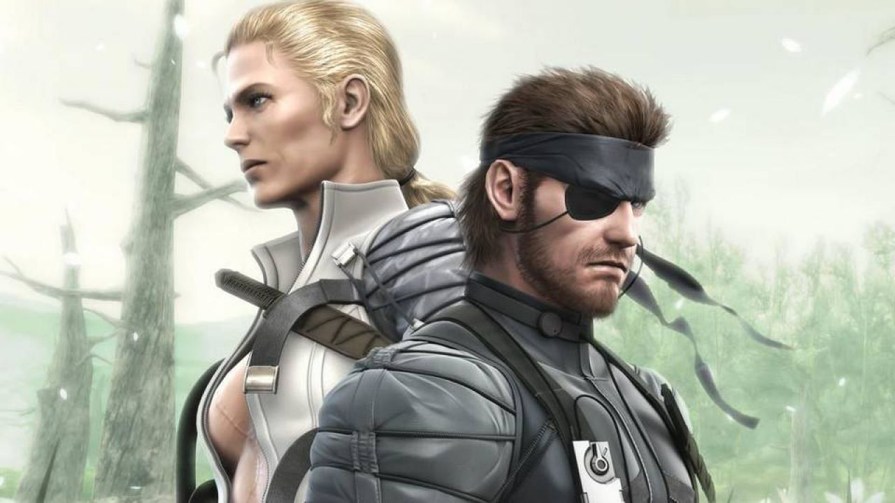 hands on Metal Gear Solid 3D