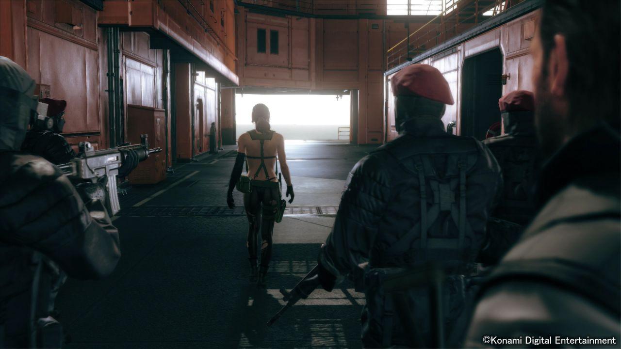 anteprima Metal Gear Solid 5