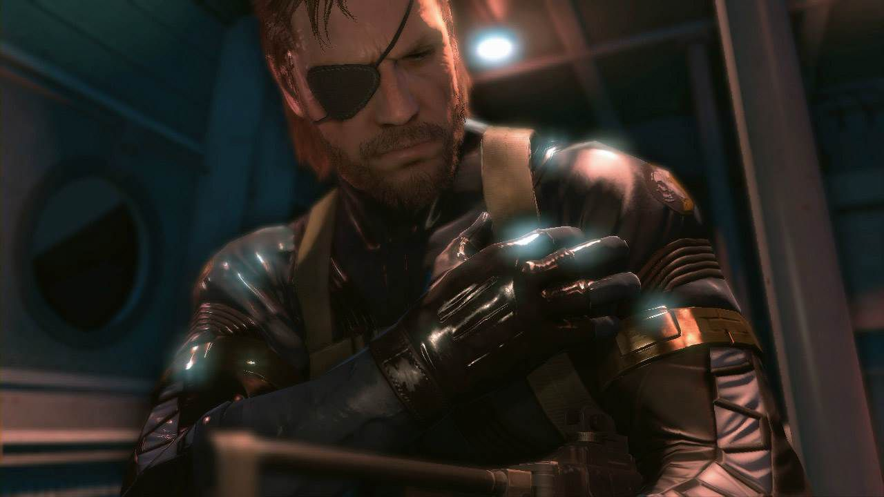 hands on Metal Gear Solid 5: Ground Zeroes