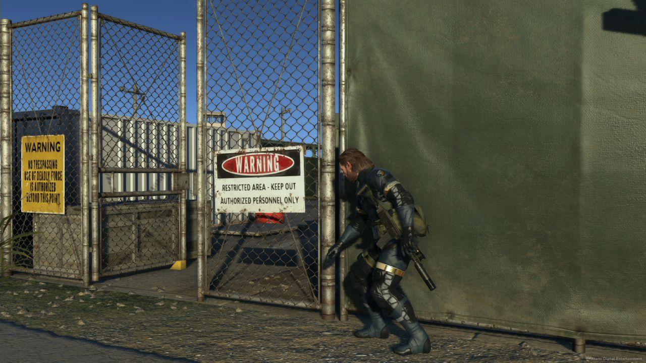 speciale Metal Gear Solid 5: Ground Zeroes - Kojima Vision