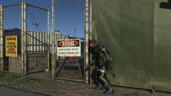 Metal Gear Solid 5: Ground Zeroes - Kojima Vision