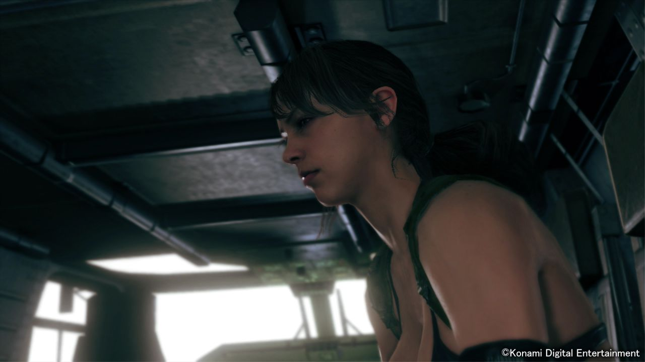 anteprima Metal Gear Solid 5: The Phantom Pain