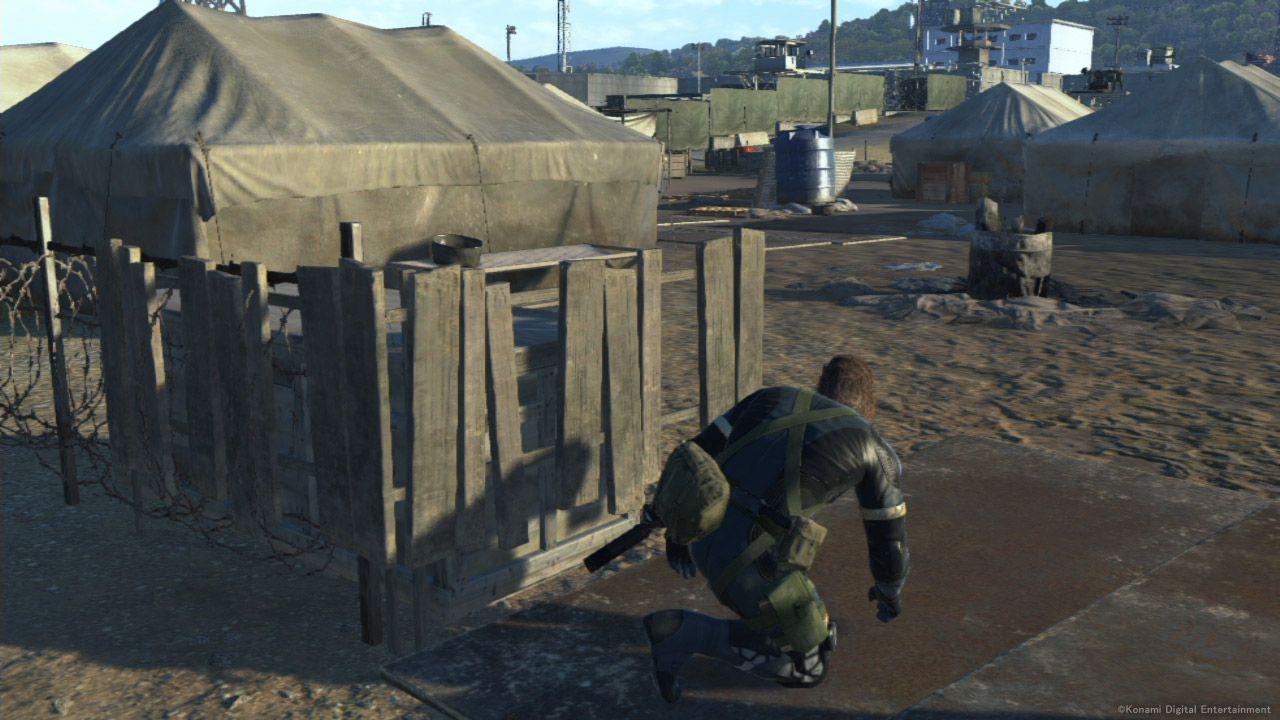 anteprima Metal Gear Solid: Ground Zeroes