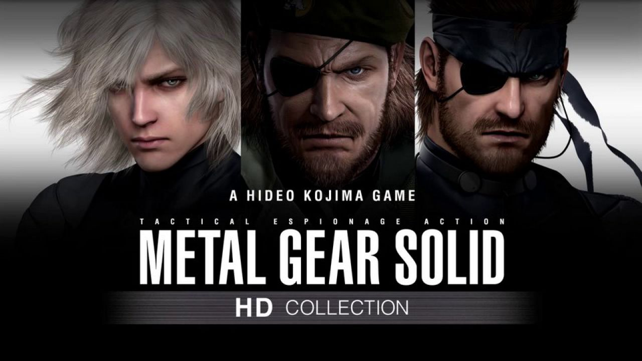 anteprima Metal Gear Solid HD Collection