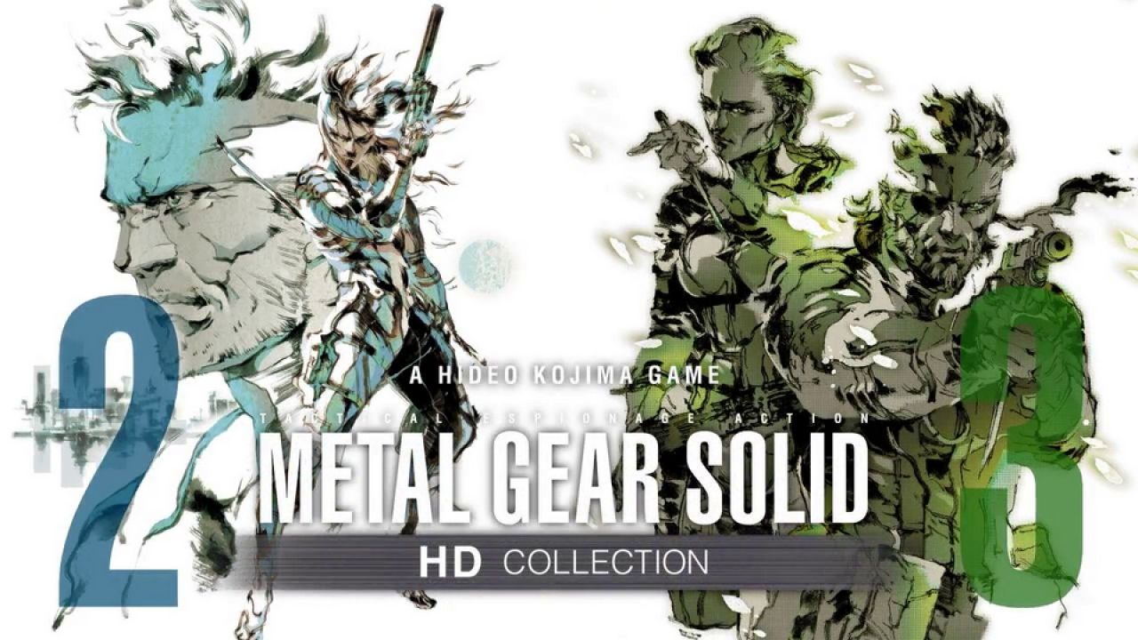 hands on Metal Gear Solid HD Collection