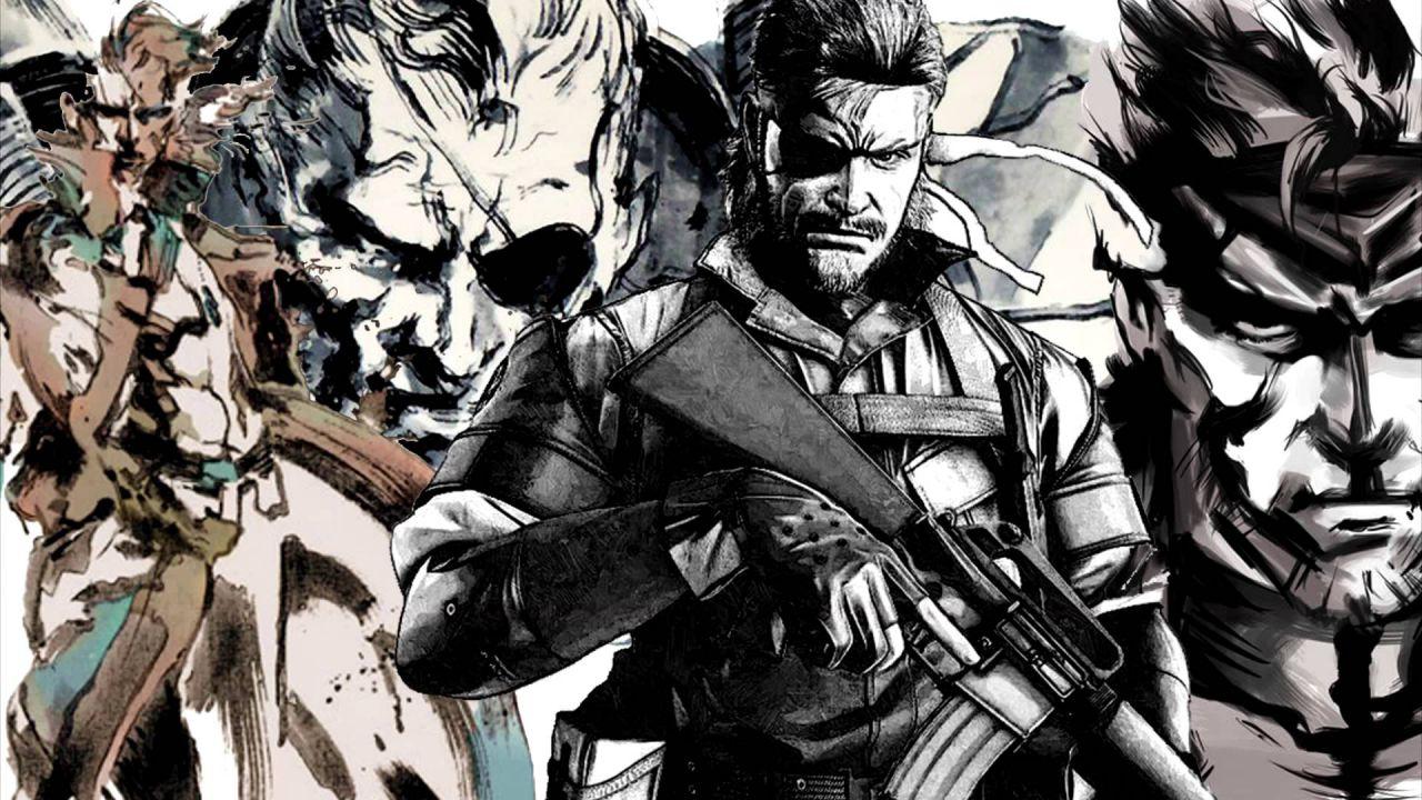 Metal Gear: The Phantom Saga