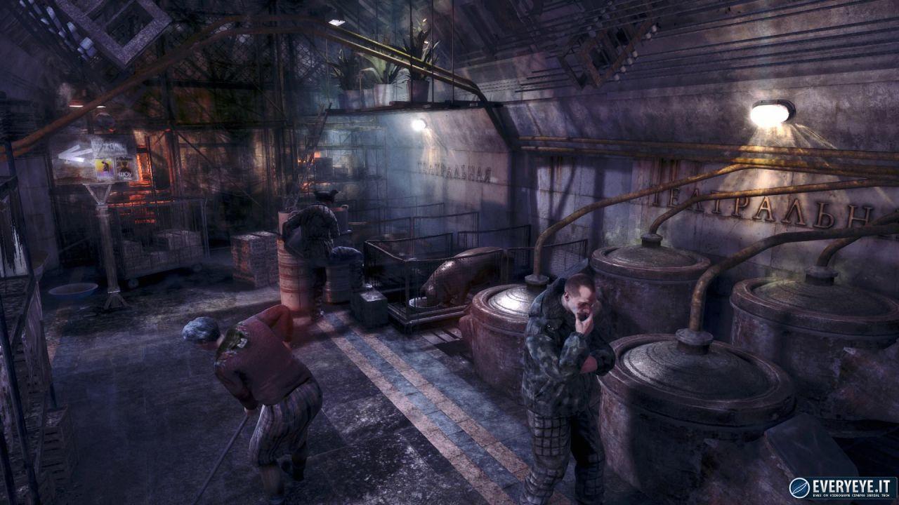 anteprima Metro: The Last Light