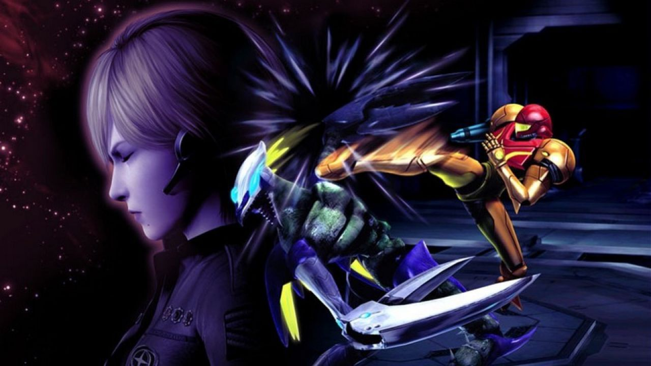 hands on Metroid Other M