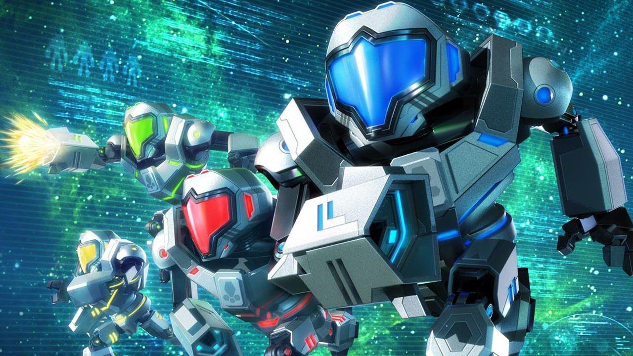 anteprima Metroid Prime Federation Force