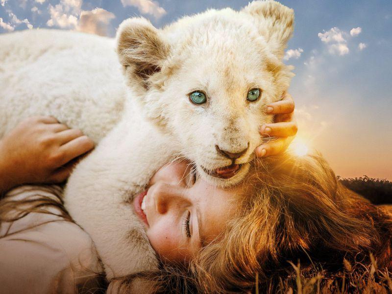 Mia e il leone bianco, la recensione del film di Gilles de Maistre