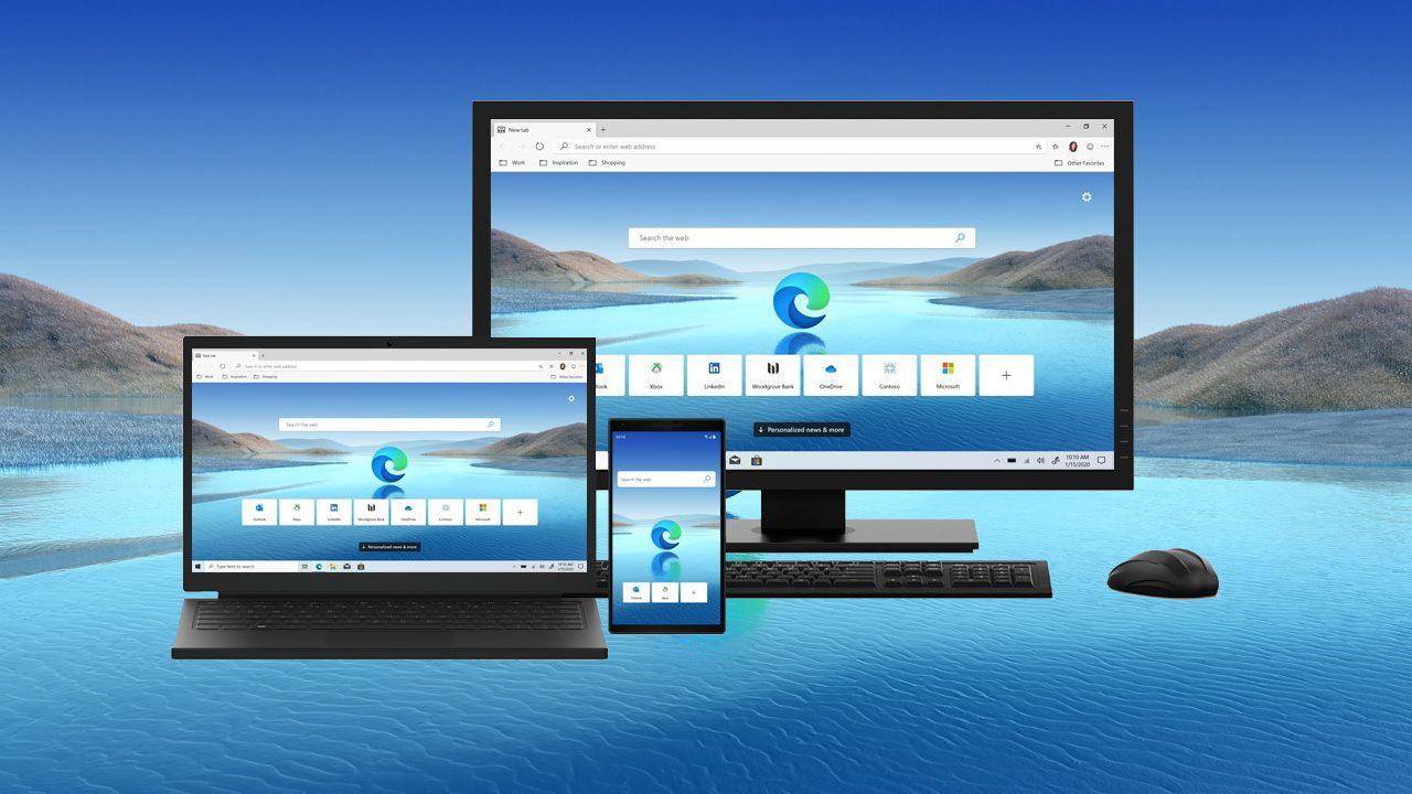provato Microsoft Edge con Chromium alla prova: cosa cambia da Google Chrome?
