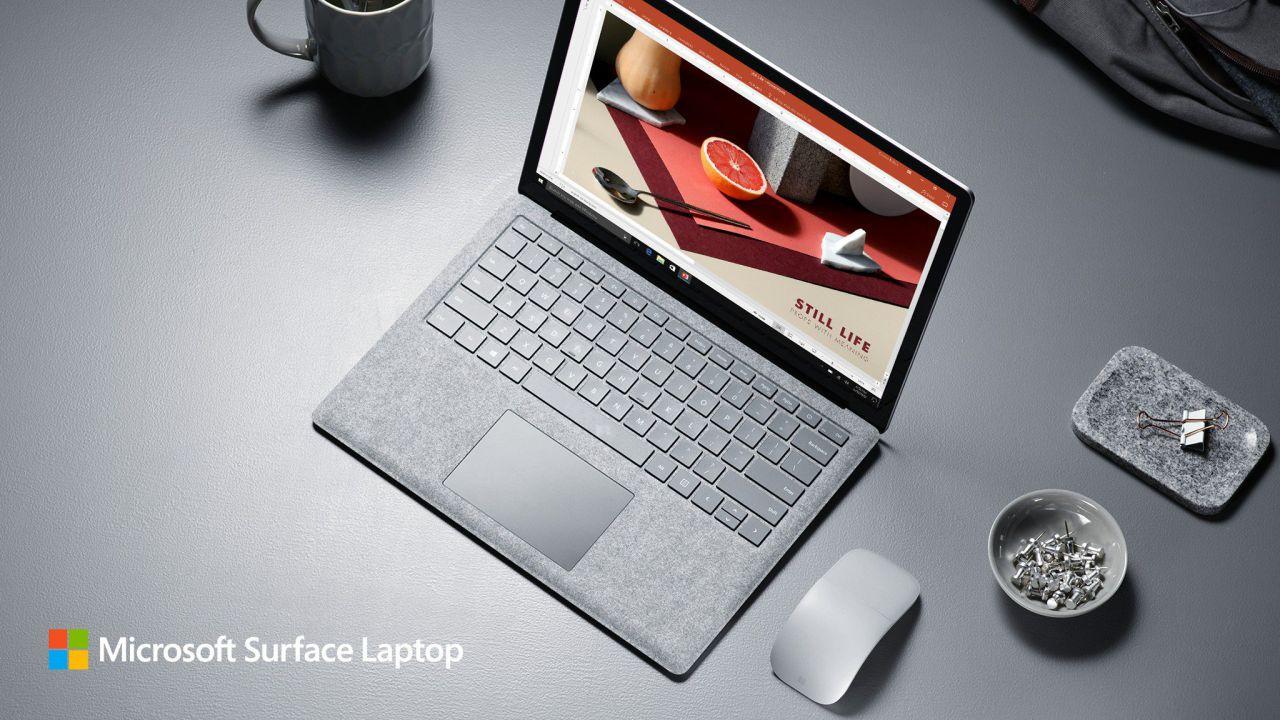 speciale Microsoft Surface Laptop: tutte le configurazioni e i prezzi per l'Italia