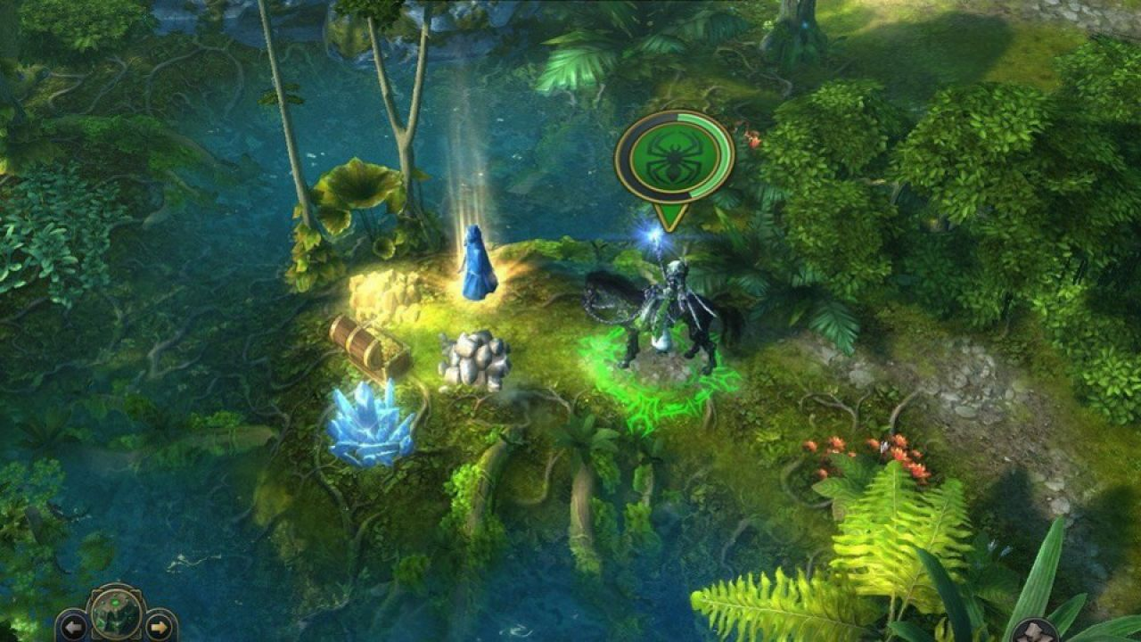 hands on Might and Magic Heroes VI