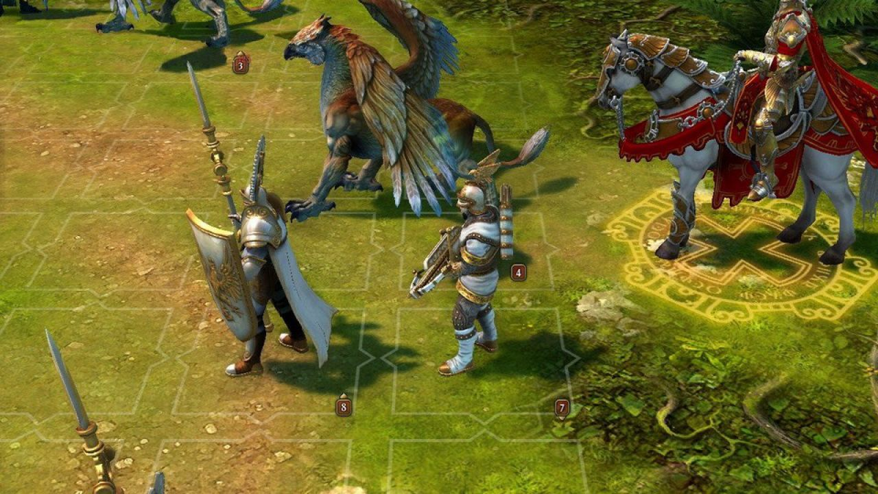 Recensione Might and Magic Heroes VI