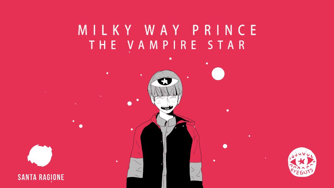recensione Milky Way Prince The Vampire Star Recensione: una storia d'amore sensoriale