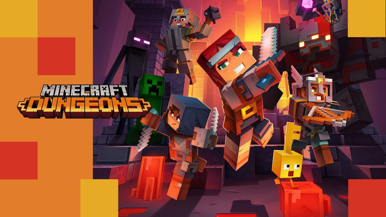 Minecraft Dungeons Recensione: una nuova avventura per tutte le età