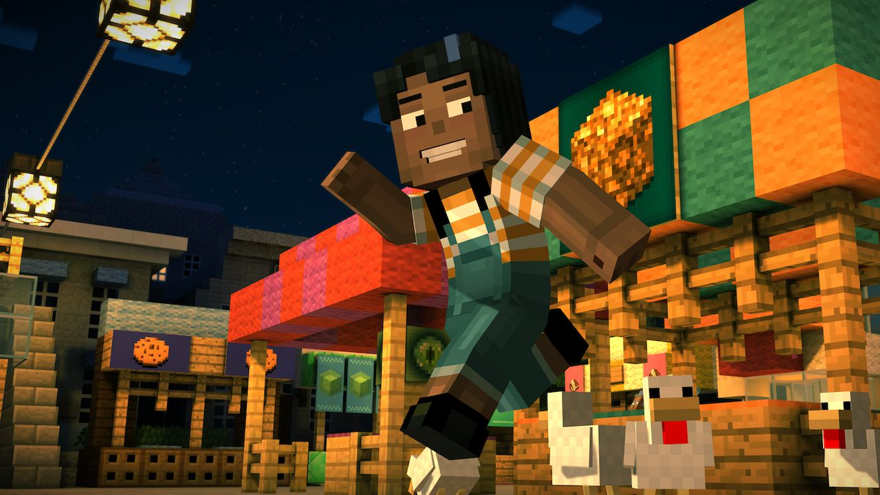 recensione Minecraft Story Mode: Episodio 2 - Assembly Required