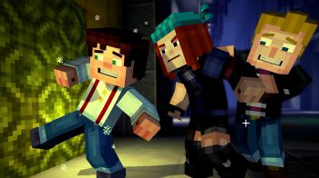 Minecraft Story Mode: Episodio 6 - A Portal To Mystery