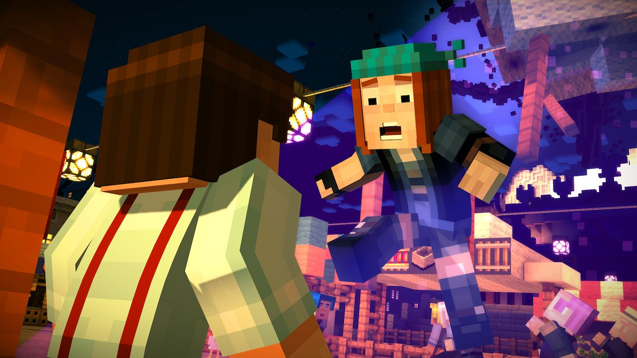 recensione Minecraft Story Mode: Episodio 8 - A Journey's End?