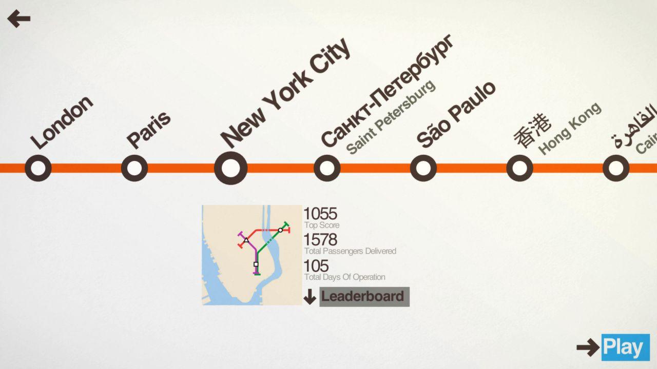 recensione Mini Metro