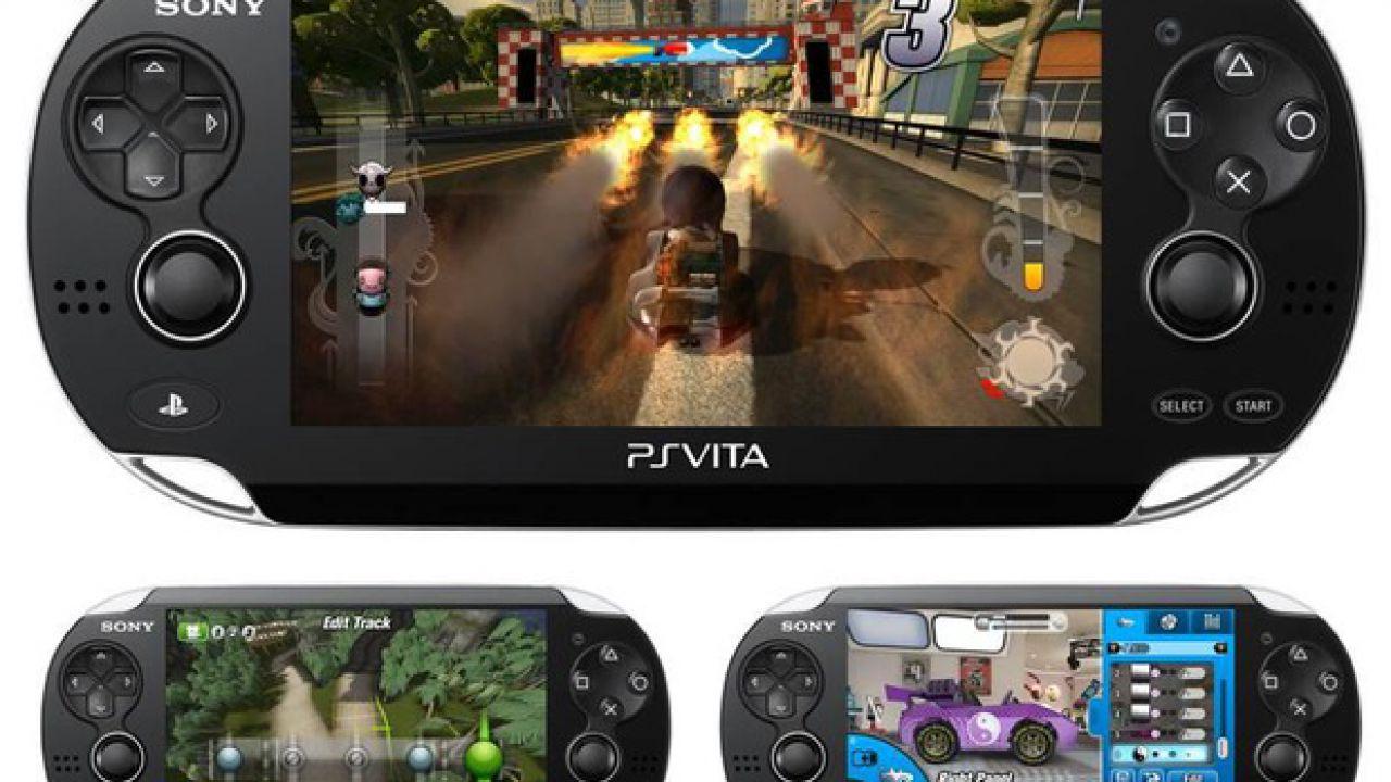 hands on ModNation Racer Vita