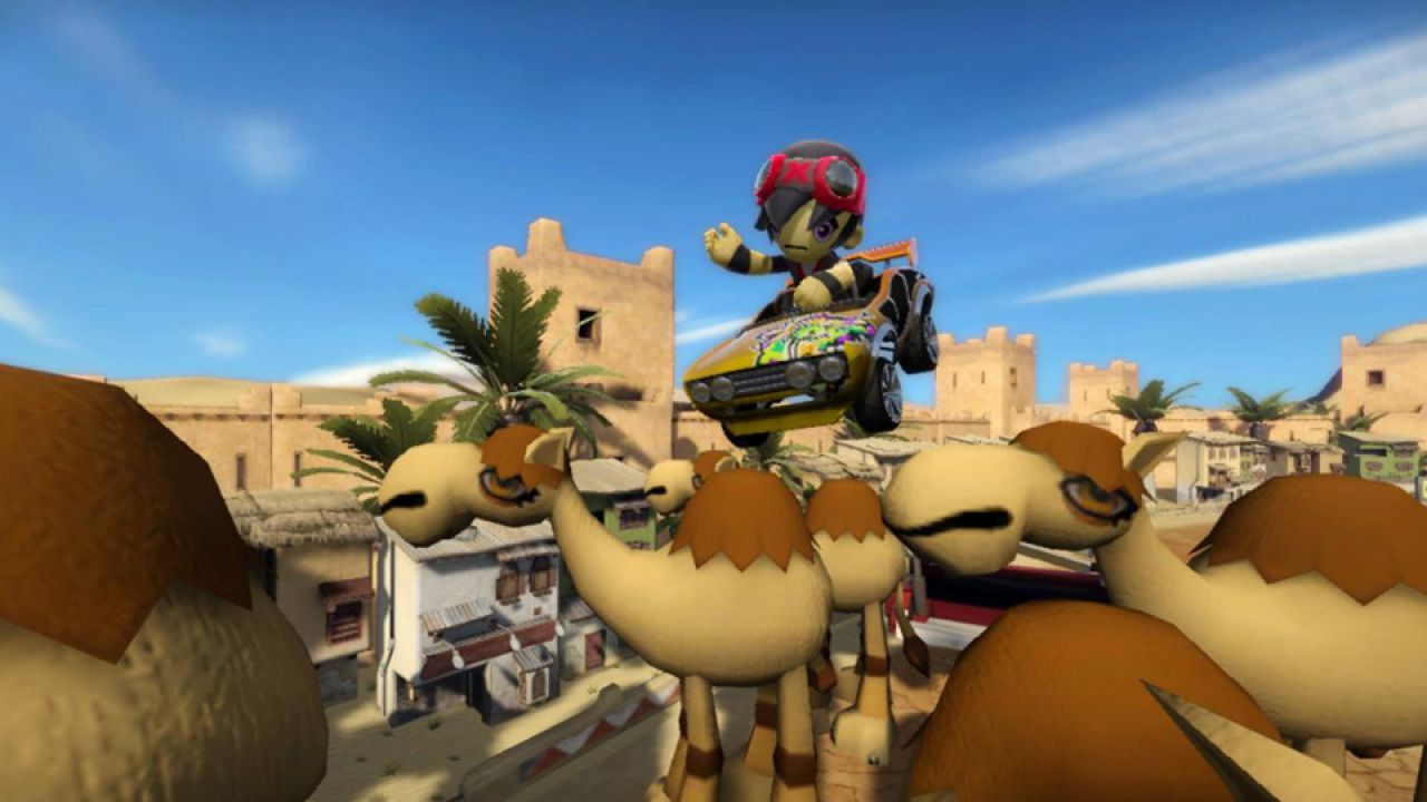 recensione ModNation Racers