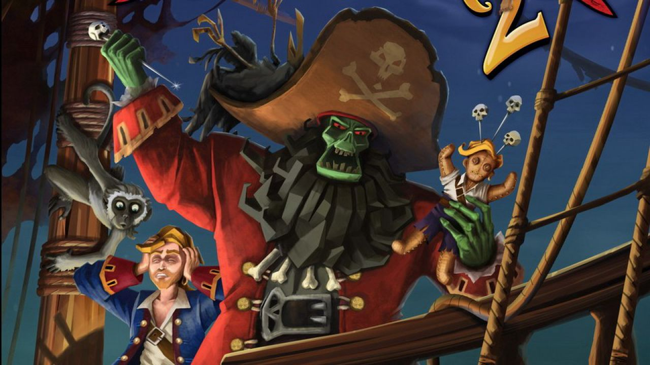 recensione Monkey Island 2 Special Edition